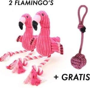 Flamingo Hondenspeelgoed