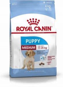 royal canin puppy brokken
